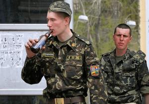 армия украины, всу, спиртное, алкоголь, запрет, ато, николаев, украина, политика, общество, новости