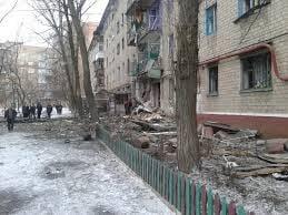 В Горловке под обстрелом погибли дети
