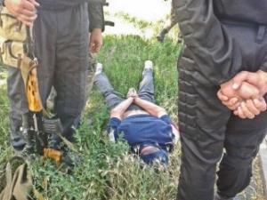 СБУ, ДНР, контрразведка, задержанный