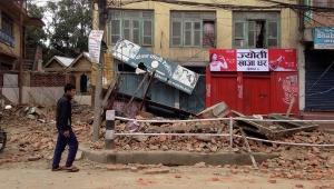 непал, землетрясение, жертвы