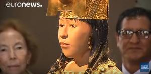 открытие ученых, древняя царица Перу, история, археология, леди Цао