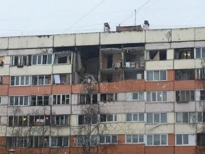 взрыв, россия, газ, санкт-петербург, фото, видео, происшествия