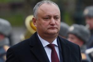 додон, молдова, выборы, кс, скандал