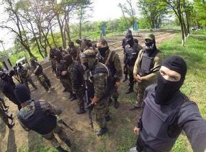 Новый свет, спецоперация, Азов, батальон, видео