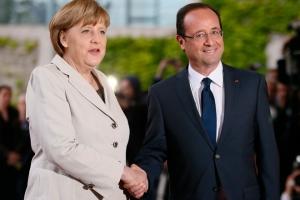 меркель, олланд, донбасс, украина