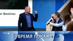 Российское ТВ скандал Украина социальные сети видео Харьков.