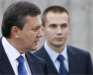 """Антон Геращенко, Виктор Янукович, Александр Янукович, Евромайдан, политика, криминал, """"Небесная сотня"""""""