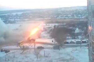 дебальцево, обстрел, аброськин, конфликт на донбассе, мвд украины, эвакуация жителей