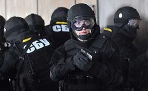 СБУ, АТО, задержание боевика, отстреливался, прикрывался детьми