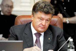 порошенко, обращение, мариуполь