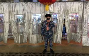 Китай, вирус, военные, 13 городов, коронавирус 2019-nCoV