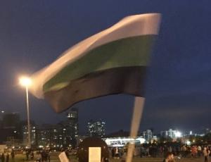 Уральская республика, флаг, новости, Россия, Екатеринбург, протесты, конфликт