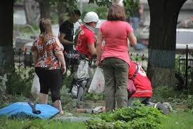 луганск, мирные жители, погибшие, 20 человек, обстрел