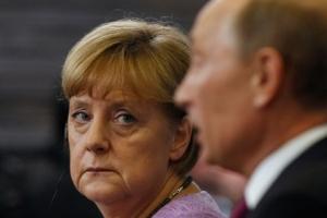 украина, лнр, днр, владимир путин, ангела меркель, рф, германия, политика