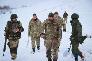 ВСУ, Армия Украины, ЛНР, взяли в плен украинца, новости Украины