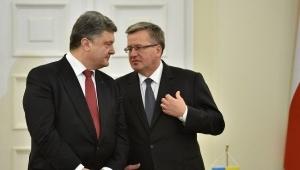 Коморовский, порошенко, политика, общество