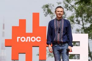 Украина, Выборы, Рейтинг, Партий, Голос, Вакарчук, Зеленский, Порошенко.