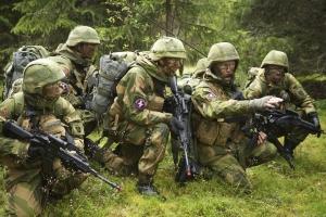 Армия Норвегии, Россия, политика, общество, угроза, северная граница, Баренцево море