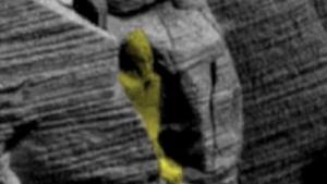 Марс, космос, видео, уфолог, Скотт Уоринг, аномалия, гробница, Египет, правитель
