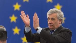 ЕС, Великобритания, Brexit, Европарламент, политика, общество, Таяни