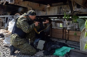 ЛНР, ато, погибшие, пресс-служба, обстрел