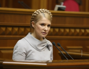 тимошенко, верховная рада. тарифы,политика