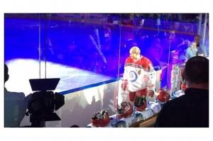 путин, ночная хоккейная лига, хоккей