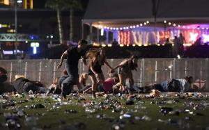 лас-вегас, казино, стрельба, автомат, происшествия