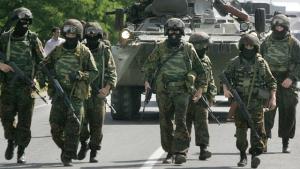 СНБО, Россия, военные, армия, Луганск, войска, техника