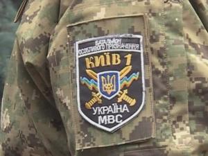 киев, батальон киев-1, стареноко, мвд,