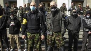 правый, сектор, война, украина, блокпост, киев, мукачево