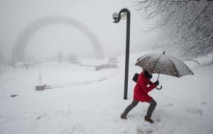 прогноз погоды, похолодание, общество, украина