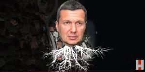Владимир Соловьев, Алексей навальный,новости России, оппозиция России