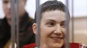 савченко, россия, сизо, голодовка, здоровье