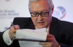 МИД РФ, Рябков, поставки оружия США в Украину, минские договоренности, Донбасс
