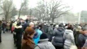 гуманитарная помощь, взрывы, текстильщик, АТО, восток украины, фонд рината ахметова
