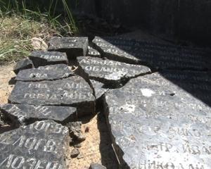 мвд украины, кременчуг, новости украины ,происшествие, криминал, надругательство над братской могилой