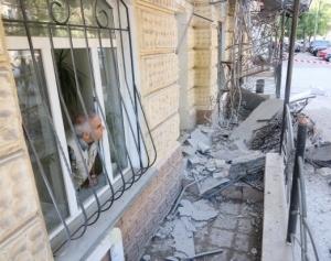 обвал балкона, Одесса, Нацгвардия, боец погиб, завалы