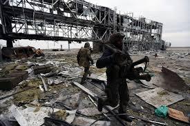 Донецк, аэропорт, удержание, символ, важность, АТО, Сталинград