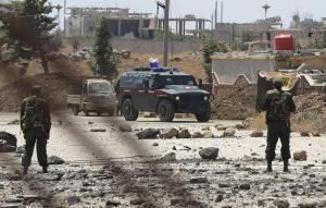 сирия, армия, взрыв, россия, асад, курды, атака, мюрид