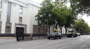 Верховная Рада, Военная техника, НАТО, Выставка