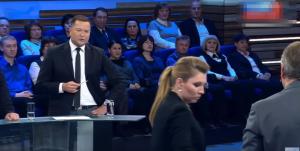 Россия, ТВ, Скандал, Исаев, Скабеева, Украина, Фашизм, Коммунизм.