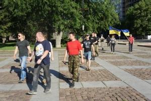митинг, новости николаева, ато, юго-восток украины, армия россии, донбасс