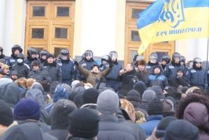 Украина, активисты, Винница, Порошенко, МВД Украины, Аваков, общество, происшествия, бои, ОГА, штурм, Россия, Москва, Путин