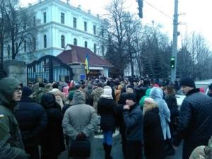 Минобороны, АТО, Киев, Краматорск, протесты, мобилизация, Донбасс, восток Украины