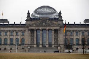 Германия, Россия, Бундестаг, Политика, Голосование, Северный поток 2.