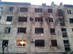 горловка, восток украины, донбасс, обстрел, происшествия