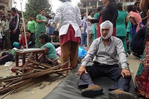 непал, происшествия, общество, природные явления, землетрясения