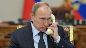 Путин, Маттео Ренци, обстановка в Украине сложная, прекратились бои, мирное урегулирование, Донбасс