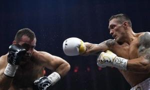 новости, спорт, Украина, Усик, победа, триумф, бой с Гассиевым, Москва, бокс, Лариса Ницой